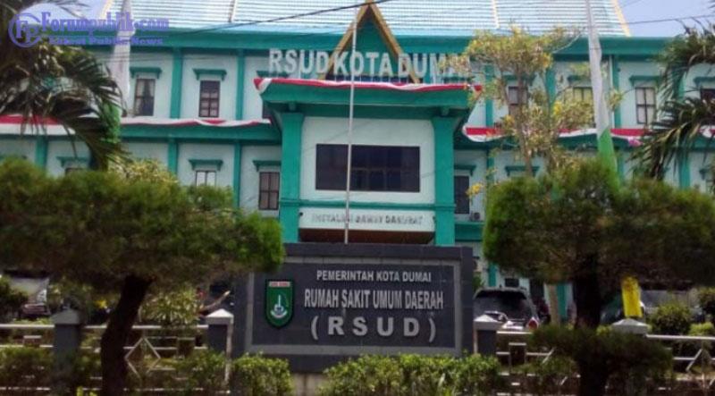 Klarifikasi Humas RSUD Dumai: Sampaikan Permohonan Maaf pada Media