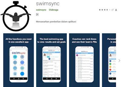 5 Aplikasi Belajar Berenang Terbaik Gratis [Android]-1