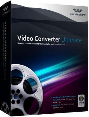 Wondershare Video Converter 10 โปรแกรมแปลงไฟล์หนัง เพลง