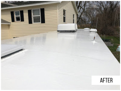 What Is The Best Sealant For A Mobile Home Roof?