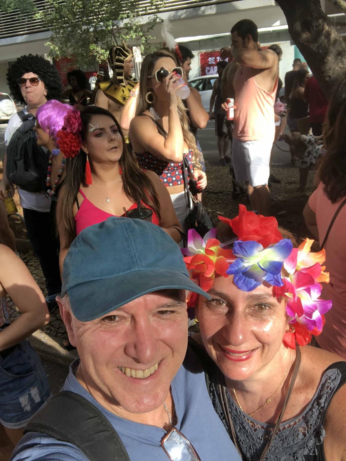 Bloco de Carnaval Belo Horizonte