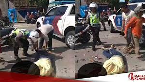 Kecelakaan Maut Di Jalan Raya Purwodadi-Semarang Tepatnya Desa Putat, 1 Orang Meninggal Dunia