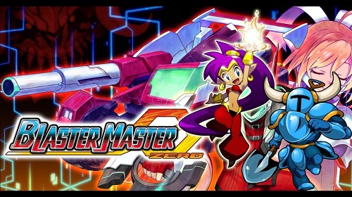 Blaster Master Zero Review | Gameplay