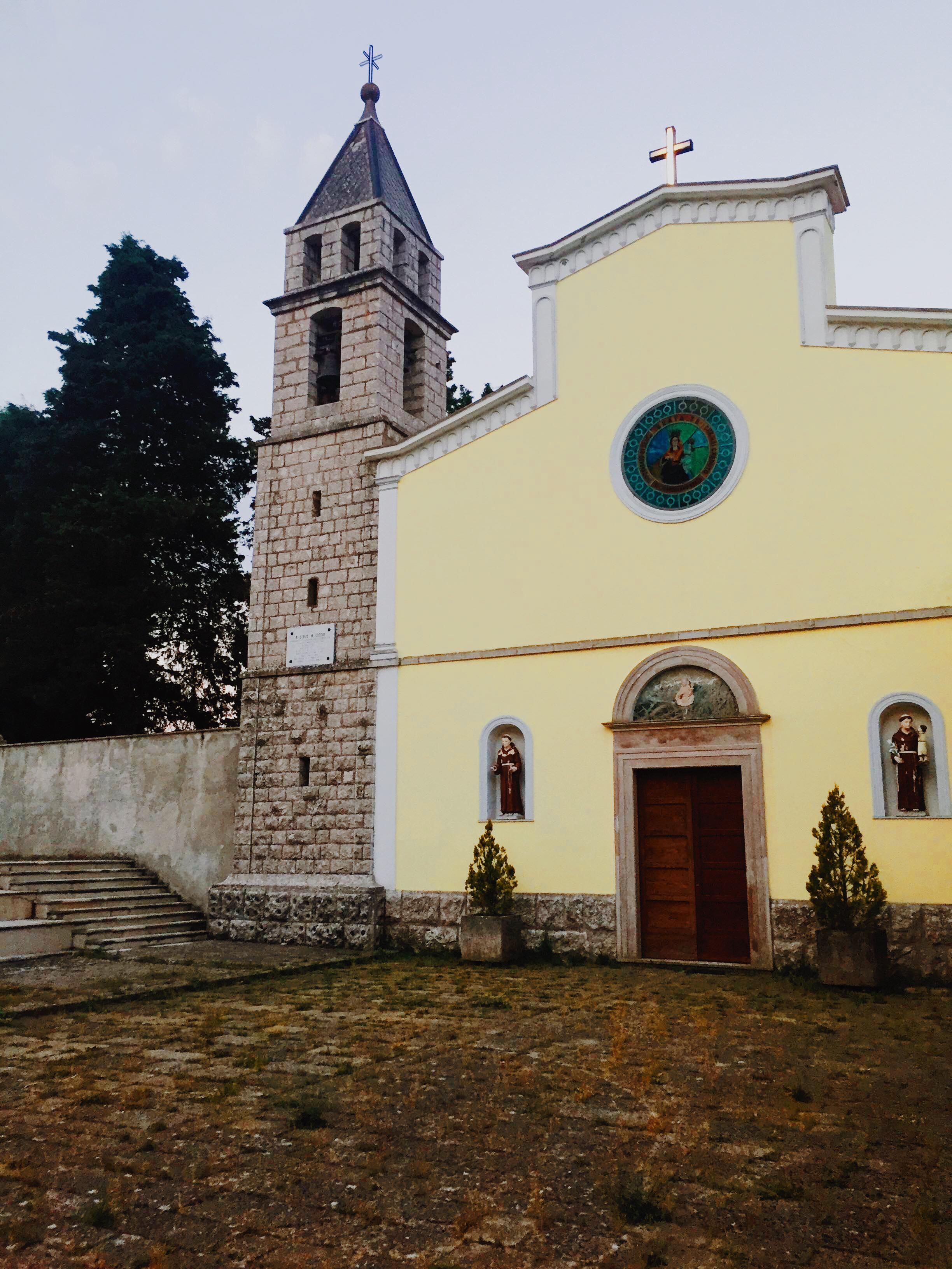 Convent of Santa Maria delle Grazie, Jelsi