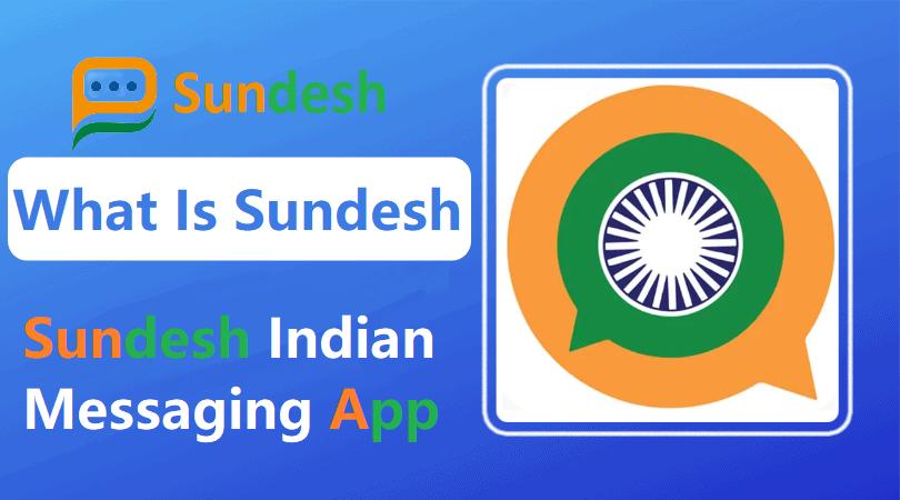 What is sandesh app