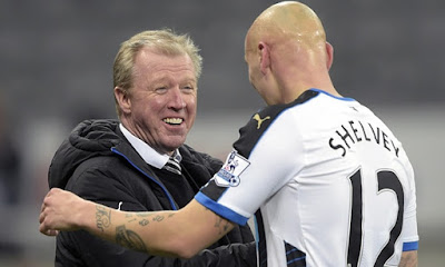 Newcastle United's Ambition Driven by Fear