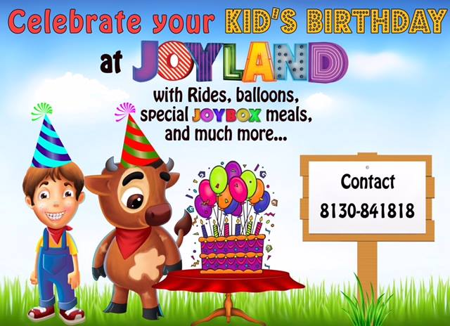 KOD Entertainment Hub: Joyland in Kingdom of Dreams Gurgaon
