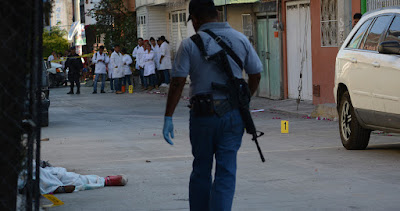 Cristian Was Kidnapped In Chilapa, Guerrero; He Was Found With a Bullet in the Head Next To another Minor