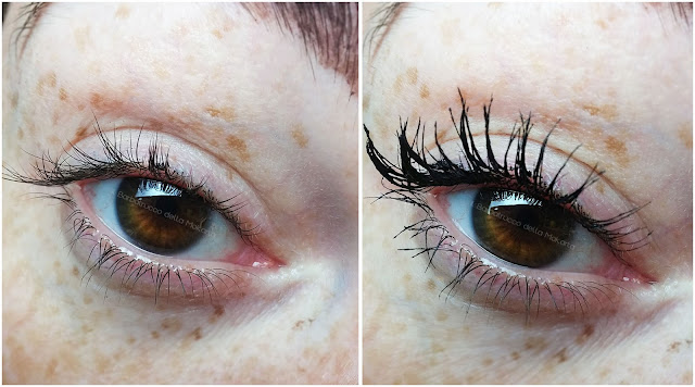 extreme lashes mascara mesauda milano rimmel  review