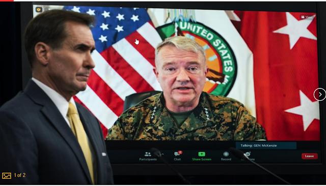EEUU dice que ataque con drones en Kabul fue un error