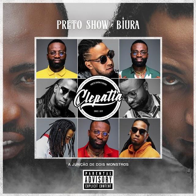 Preto Show & Biura - CLEPATIA (Álbum)