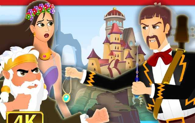 The Three Musicians and Magical Castle Story for kids | Fairy Tales