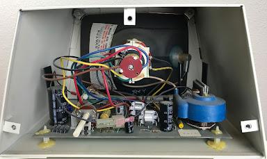 Monitor interior