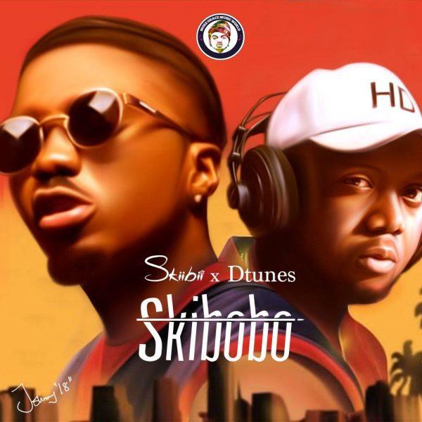 DOWNLOAD MP3 : Skibii ft. D'tunes - Skibobo