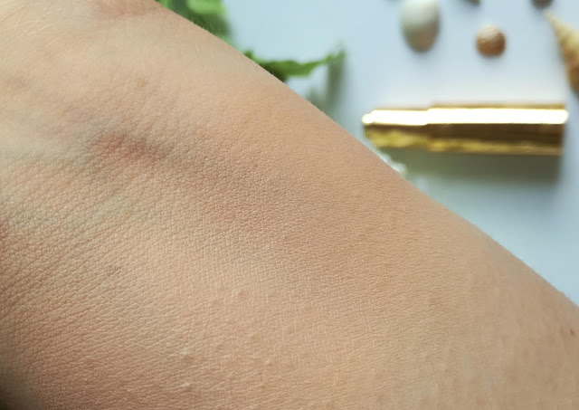 Ultra liquid foundation swatch sfumato