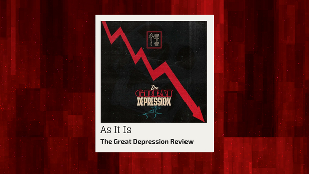 As It Is The Great Depression Album Review