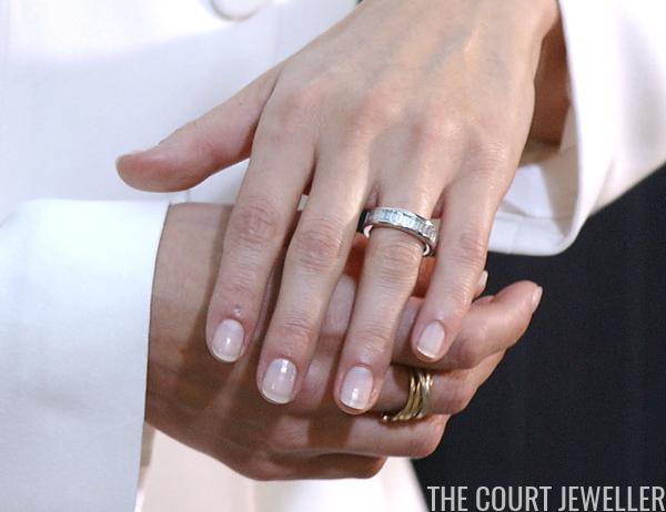 Queen Letizias Wedding Jewels The Court Jeweller