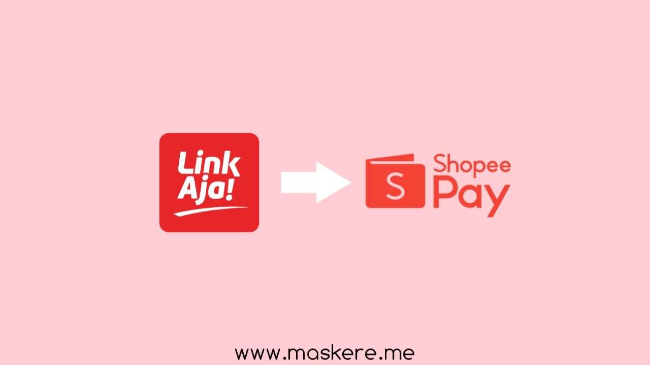 Cara transfer saldo LinkAja ke ShopeePay