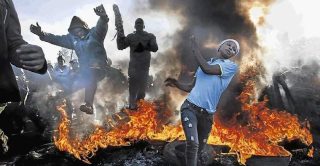 South Africa: State Sponsored Xenophobia