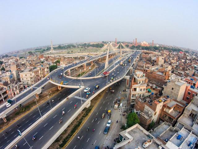 لاہور شہر کیلئے تحریک انصاف کے پہلے میگا منصوبے کی ریکارڈ مدت میں تکمیل کا امکان