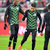 Super Eagles Forced to Undergo COVID-19 Test at Airport....