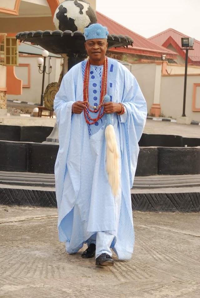 Olowa Of Igbara Kingdom, Oba Francis Adefarakanmi Celebrates Birthday