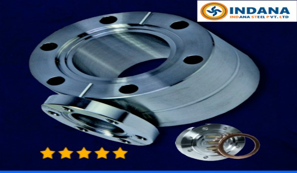 A Demo on Vacuum Flange and Its Different Types