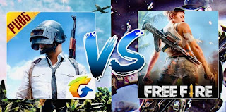Difference Between Free Fire vs Pubg