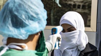 انتشار فيروس كورونا: اخر التطورات بخصوص (كورونا) COVID-19