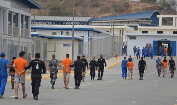 Amotinamiento en la Penitenciaría del Litoral