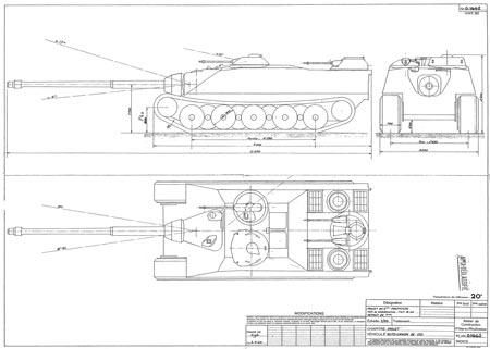 САУ AMX-50-Foch