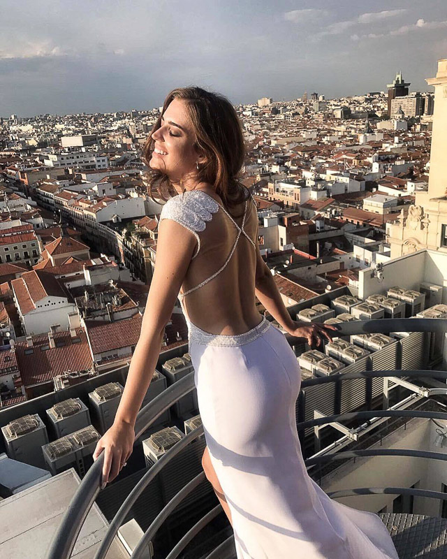 clara alonso boda wedding blog novia vestido madrid palacio aldovea