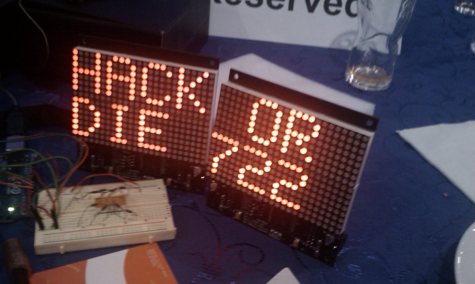 Yahoo! Open Hack Bucharest - Live Blogging