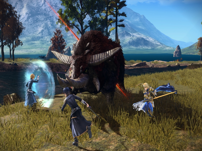 Download SWORD ART ONLINE Alicization Lycoris Free Full Game For PC