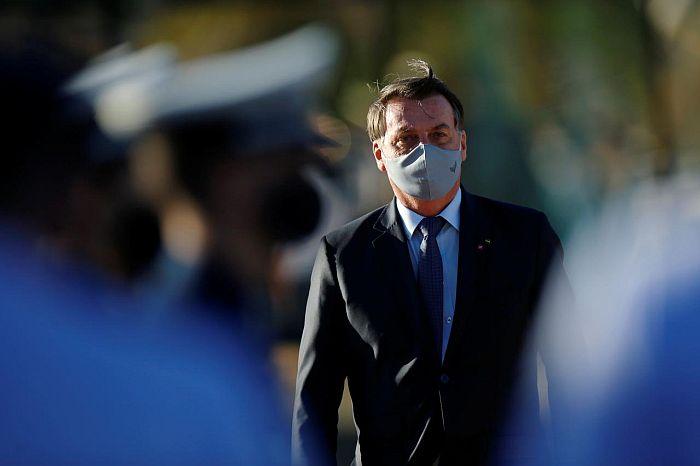 President Finally Tested Positive For Coronavirus