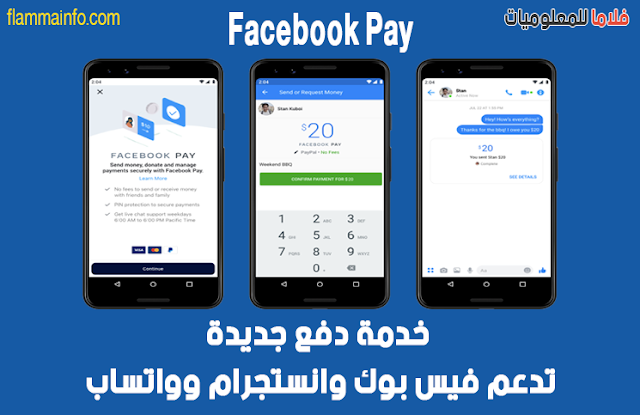 Facebook wants you to pay people on Messenger, Instagram, and WhatsApp with Facebook Pay