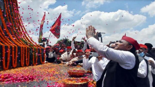 भारतीय जनता पार्टी से जनता की नाराजगी देखकर लगता है 400 सीटें जीतेगी सपा: अखिलेश