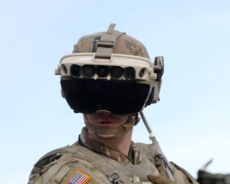 Microsoft Wins $22B Deal To Supply US Army With HoloLens AR Glasses
