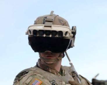 US Army HoloLens