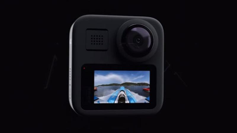 A promising 360 camera