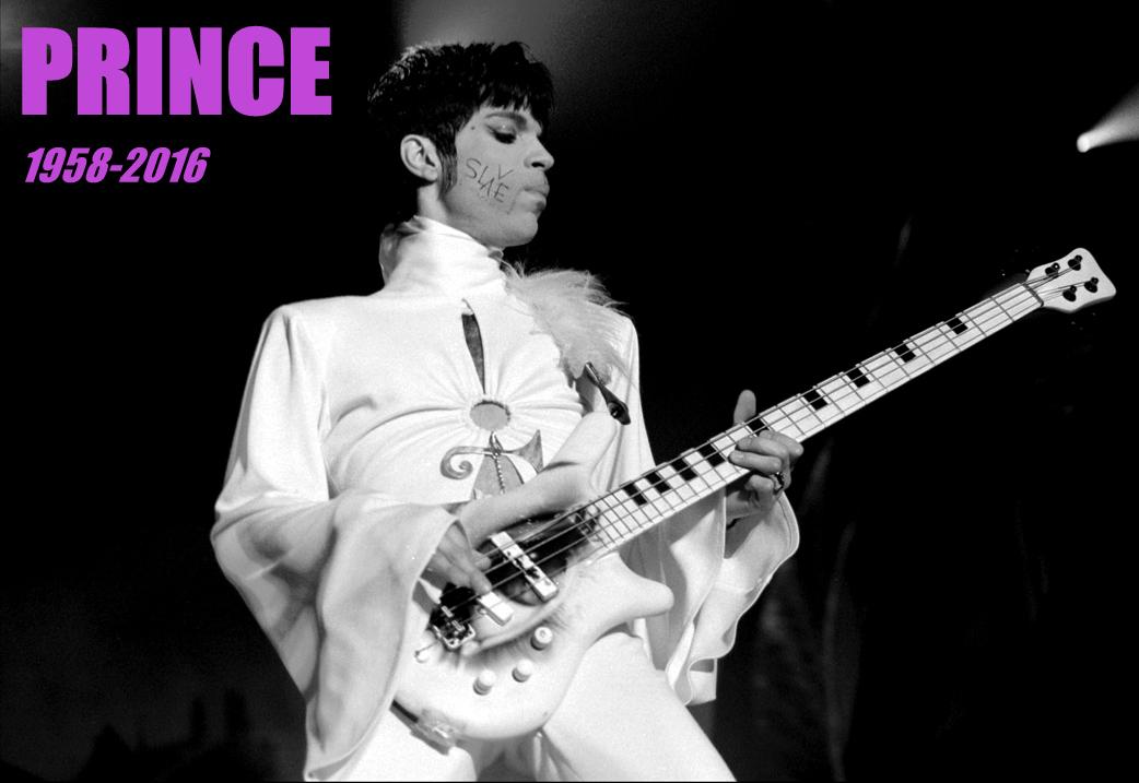 Se ha muerto Prince a los 57 años