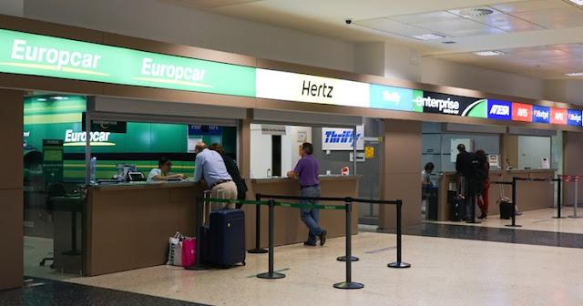 Melhores locadoras de carro da Croácia - Aeroporto