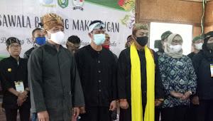 Ketua PBI Jabar, Kukuhkan Asep Rohman Jadi Ketua Kota Bandung
