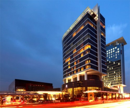 Hotel Modern di Bandung yang nyaman