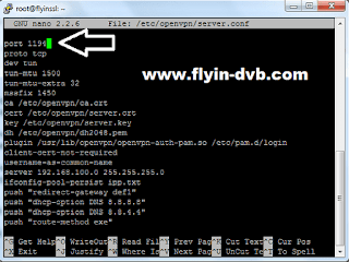 Cara Merubah Port OpenVPN di VPS Centos dan Debian dengan putty