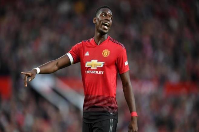 Reports: Pugba bears the badge of the leadership of Manchester United after the departure of Valencia