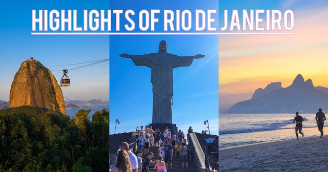 Rio de Janeiro travel itinerary