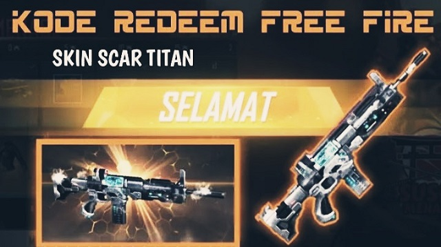 Cara Mendapatkan Scar Titan Gratis