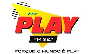Ouvir a Rádio Play FM 92,1 de São Paulo SP Ao Vivo e Online