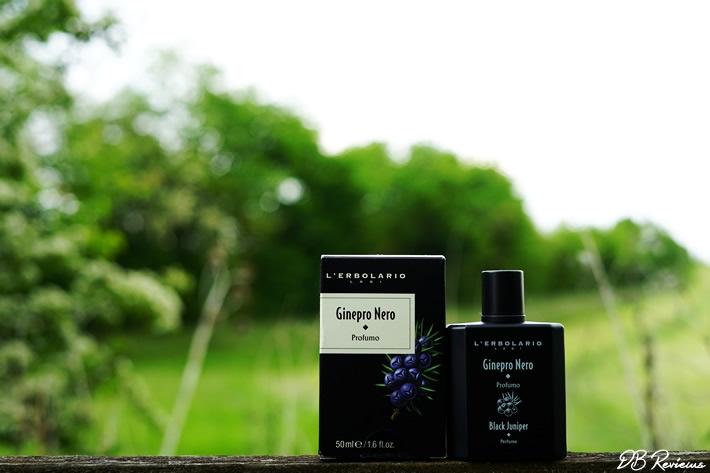 L'Erbolario Black Juniper Perfume